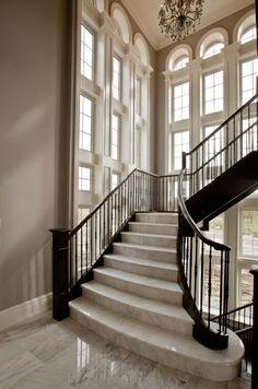 Marmor #Treppen stehen für Eleganz und sind für innen perfekt geeignet.  http://www.werk3-cs.de/marmor-treppen