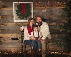 Rustic Family Christmas