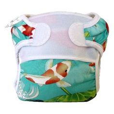 Cloth swim diaper. Got Bennett this. Love it!