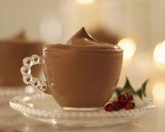 Mousse mascarpone au chocolat