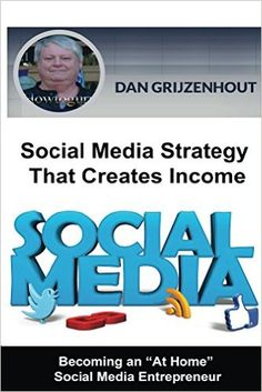 On sale for 99 cents until Tuesday!  Amazon.com: Social Media Strategy That Creates Income: Becoming an At Home Online Entrepreneur eBook: Dan Grijzenhout: Kindle Store