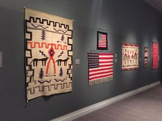 "New exhibition at #BYUMOA: ""Weaving the Unexpected."""
