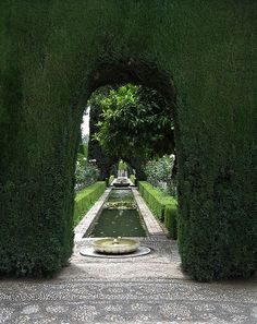 Alhambra, Spain by Ivera on Flickr
