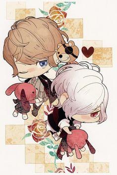Chibi Diabolik Lovers