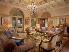 Living Room - Ivette Arango - Miami, Fl