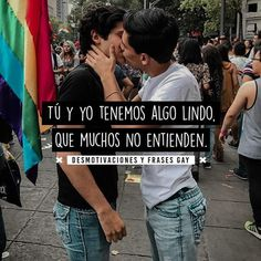 Bienvenido Junio! 🏳️🌈 #orgullogay Tumblr Gay, Cowboy Up, Boy Photography Poses, Cute Gay Couples, Spanish Quotes, Cute Guys, Cuddling, Romance, Memes
