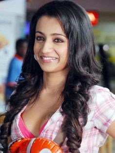 Trisha cute #Wallpapers