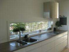 Kitchenette, Dream Kitchen, Small Kitchen, Modern Kitchen, House Interior, Interior Design Living Room, Interior Design, House Interior Decor, Kitchen Design