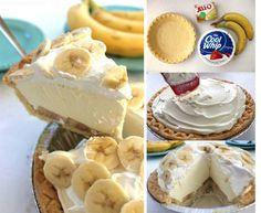 Super Easy Banana Cream Pie