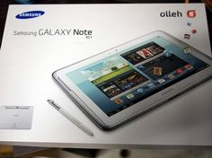 Samsung Galaxy Note 10.1 Unboxing Reveals New Details