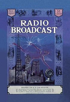 Radio Broadcast - Building the R.B. Lab Receiver