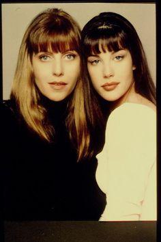 Liv Tyler et sa mère Bebe Buel  http://we-can-get-wild.skyrock.com/3.html