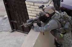 Army Ranger, Battalion, Ranger Regiment providing Overwatch in Iraq