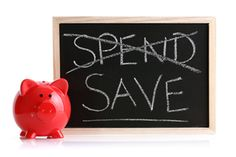 Strategies for saving money