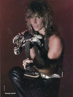 George Lynch-Dokken and Lynch Mob...............