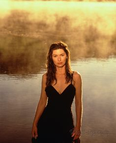 Shania Twain 36D-24-35 in Maxim June 2003 at 37 yrs.