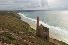 Incredible Places You Have To See in Cornwall St Agnes, Cornwall, Monument Valley, United Kingdom, Saints, Environment, England, Europe, The Incredibles