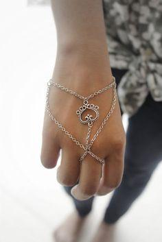 Ring-a-Ring Bracelet