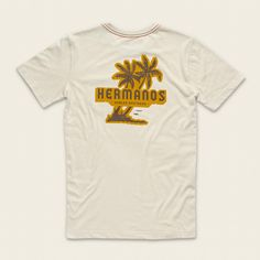 Isla Hermanos Pocket T-Shirt » HOWLER BROTHERS Pocket, Tees, Cotton, Mens Tops, T Shirt, Design, Style, Fashion, Supreme T Shirt