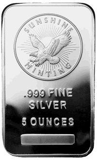 Buy Now: http://www.coincommunity.com/go/_to.asp?target=http://www.jmbullion.com/5-oz-sunshine-silver-bar/  5 Oz Sunshine Silver Bars and 2015 1 Oz Sioux Buffalo Silver Coin on Sale - Coin Community Forum