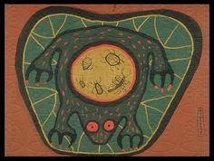 >>> Norval Morrisseau Facts, Articles & Art: Frog Medicine (1964, 1966, 1972) Norval Morrisseau Native Canadian, Canadian Art, Native American, Jack Pollock, Tom Thomas, Order Of Canada, An Affair To Remember, John The Baptist, Circle Of Life