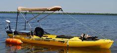 WOW!! Best Kayak Trolling Motor Mount