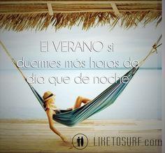 Es verano si... que bueno!! Cuál es tu equipaje de verano?? www.liketosurf.com #verano #chanclas #cholas #playa #fun #frases #citas www.liketosurf.com