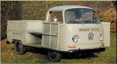 OG | Volkswagen / VW T2 DoKa Synchro | Prototype