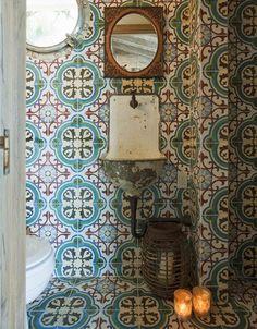 7 Fabulous Bathrooms....
