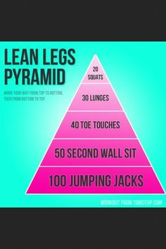 Great leg excercises