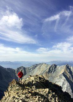 ˚Chicken Out Ridge Mt Borah IdahobyFred Stillings@ Flickr