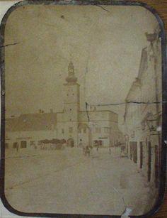 Masarykovo náměstí, před r. 1876-2