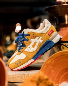 cheap for discount 76c16 7f0df Asics Gel Lyte III Asics Fashion, Kicks Shoes, Shoes Sneakers, Asics Gel  Lyte