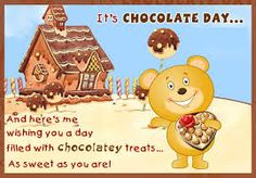 Chocolate Day - YAY
