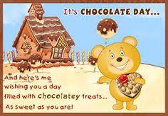 Chocolate Day - YAY