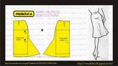 ModelistA: RABO DE PEIXE