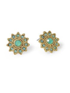 Piperlime | Flower Stud Earring