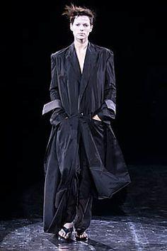 Yohji Yamamoto, Spring/Summer 2001, Ready-to-Wear