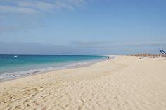 Strand Santa Maria, Sal, Kaapverdie, Cabo Verde