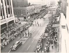 Hammond Indiana Centennial Parade 1951