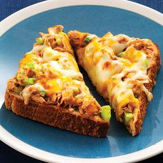 Instead of the traditional lemon and dill lineup, our Spicy Tuna Melts take a cue from Tex-Mex cuisine and employ some Southern flavor with a little kick.