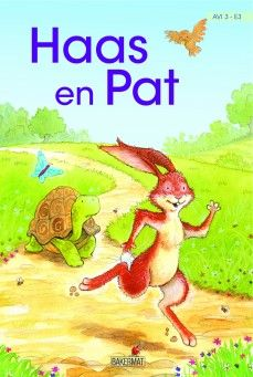 Avi 3: haas en pat – Uitgeverij Bakermat