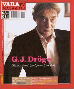 G.J. Dröge - VARA Magazine (NL)