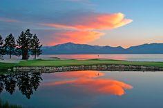 Edgewood GC, Lake Tahoe, NV