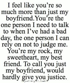 Cute Boyfriend Quotes for Him 49 Cute and Funny Boyfriend Quotes and Sayings for him with images. Win every boy with these beautiful boyfriend quotes and images for the one you love.These These may refer to: Now Quotes, Quotes To Live By, Life Quotes, Baby Quotes, Love Quotes In Hindi, Sweet Quotes, Humor Quotes, Crush Quotes, People Quotes
