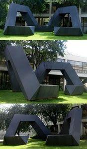 Tony Smith  The Fourth Sign, at the University of Hawaii at Manoa