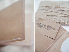 Beautiful Business Cards and Packaging | Lane Baldwin Photography
