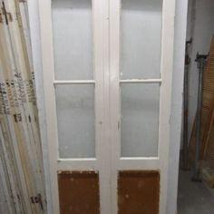 Paneeldeuren met glas Nr. 535