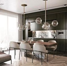 Choose the best lighting designs for you dining room style! | http://diningroomlighting.eu/