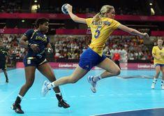 Hanna Fogelström, swedish handball player #Hanna_Fogelstrom #handball